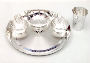 DS-005 & Silver Dinner SetSilver Gift ArticlesSilver Shopsilver Manufacturer
